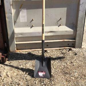 Flat Shovel