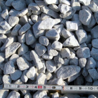 White #4 Stone